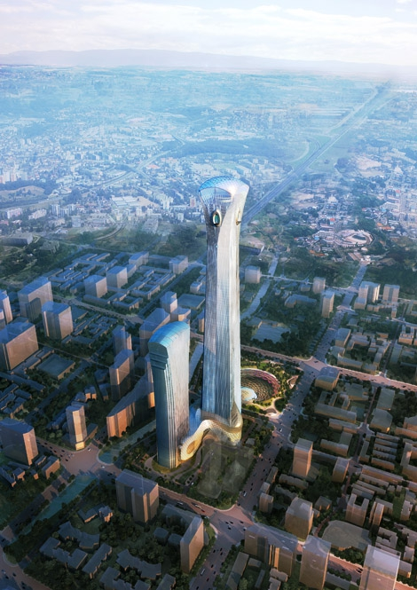 Kunming Dongfeng Square Competition