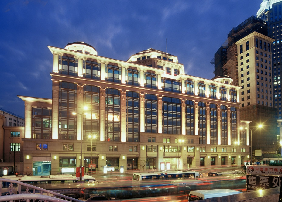 Shanghai Bund Commercial Building