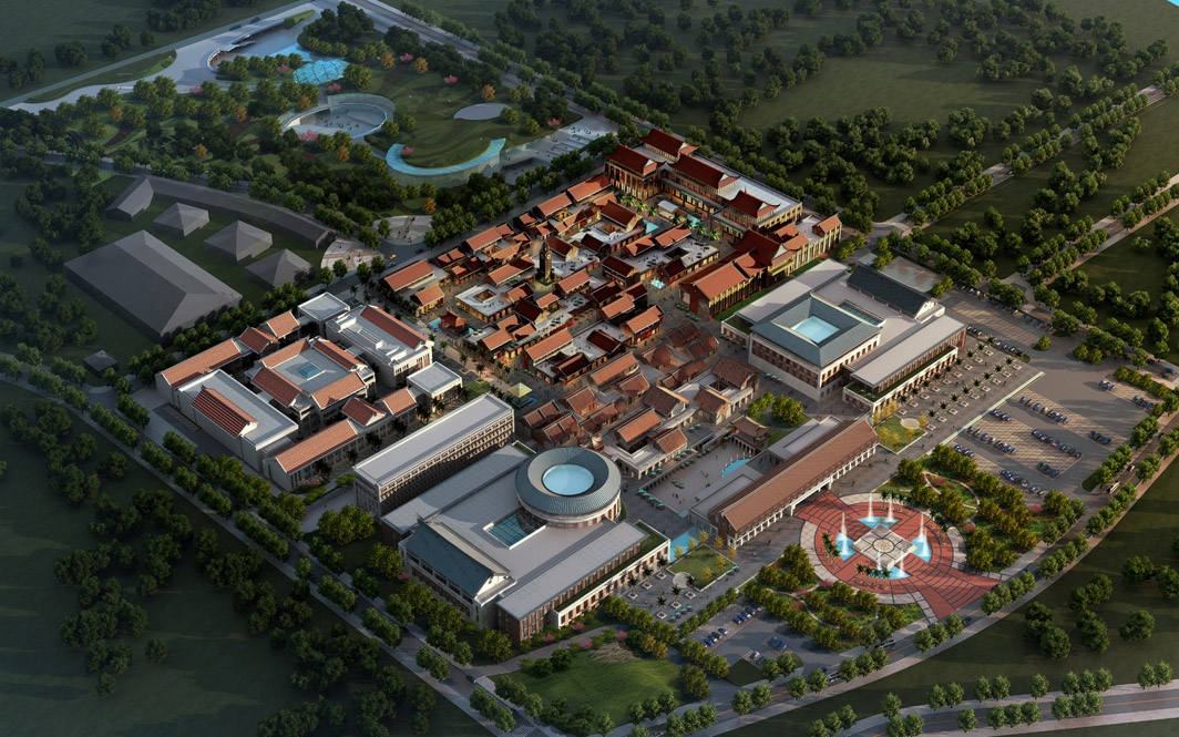 Particular Planning of Xiamen Dadeng Island